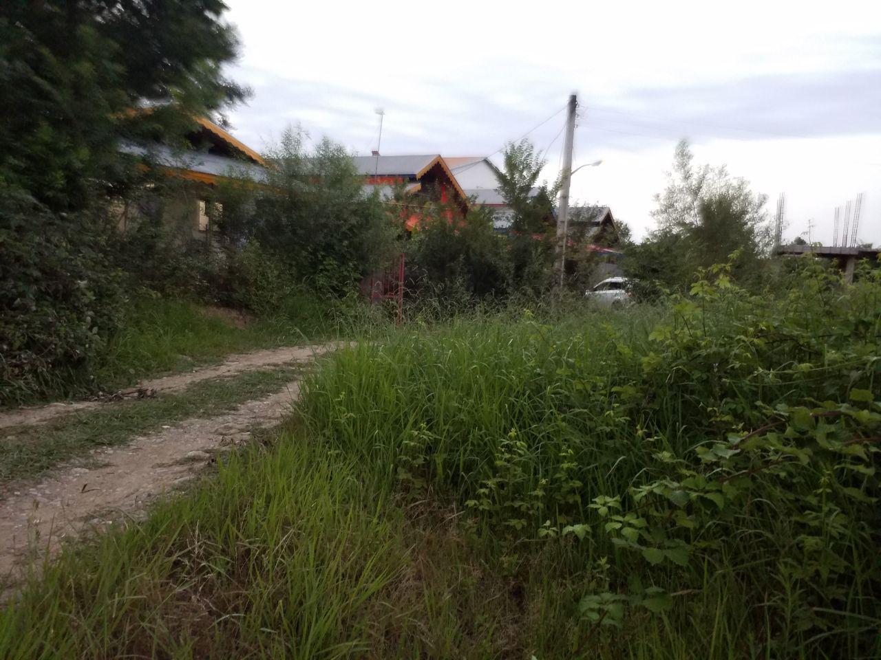 خرید زمین مسکونی چسبیده به شهرجنگلی اطاقور