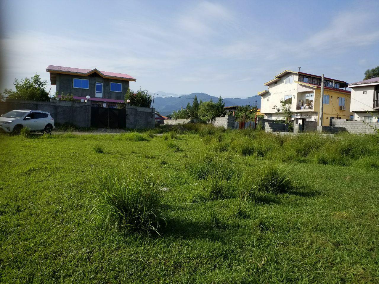 فروش زمین مسکونی سند شش دانگ در اطاقور