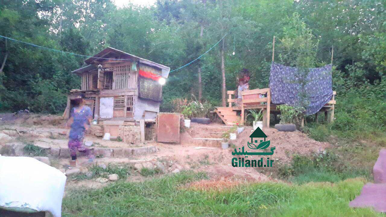 فروش ویلای جنگلی در لاهیجان