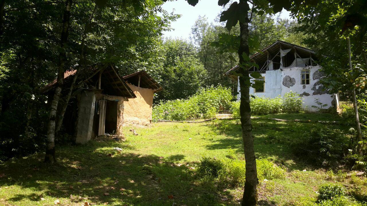 خرید خانه روستایی سنتی درسیاهکل