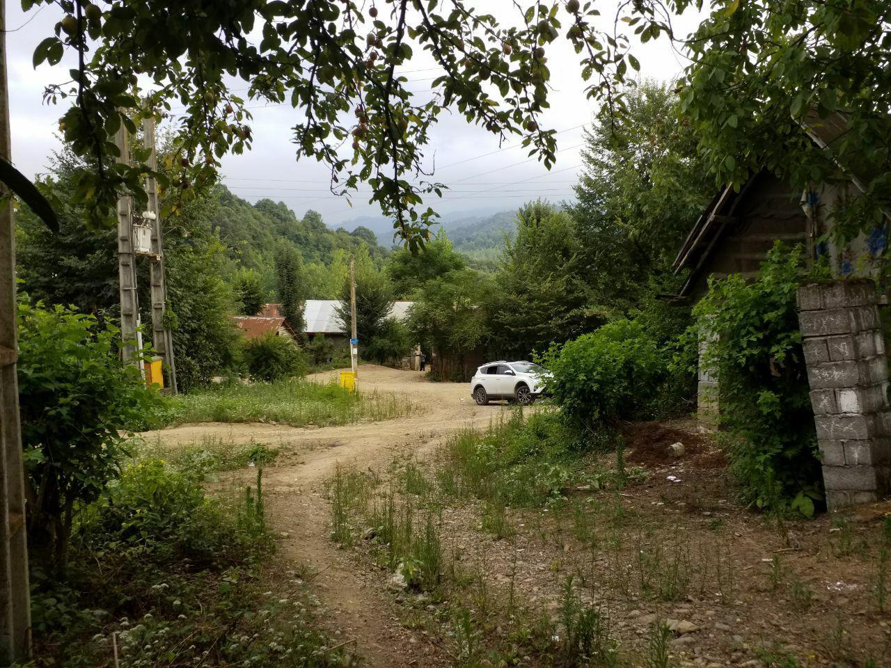 فروش خانه روستایی جنگلی کوهستانی لاهیجان