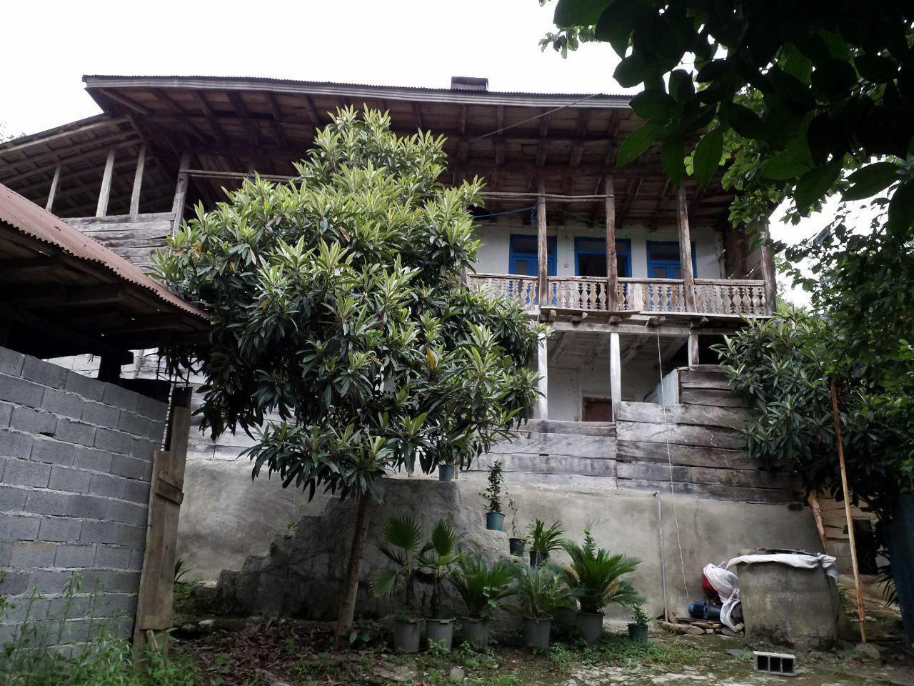 خرید خانه سنتی روستایی در اطاقور