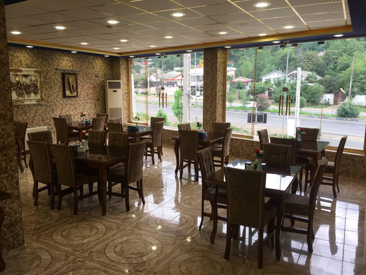 فروش رستوران پردرآمد بر جاده لاهیجان