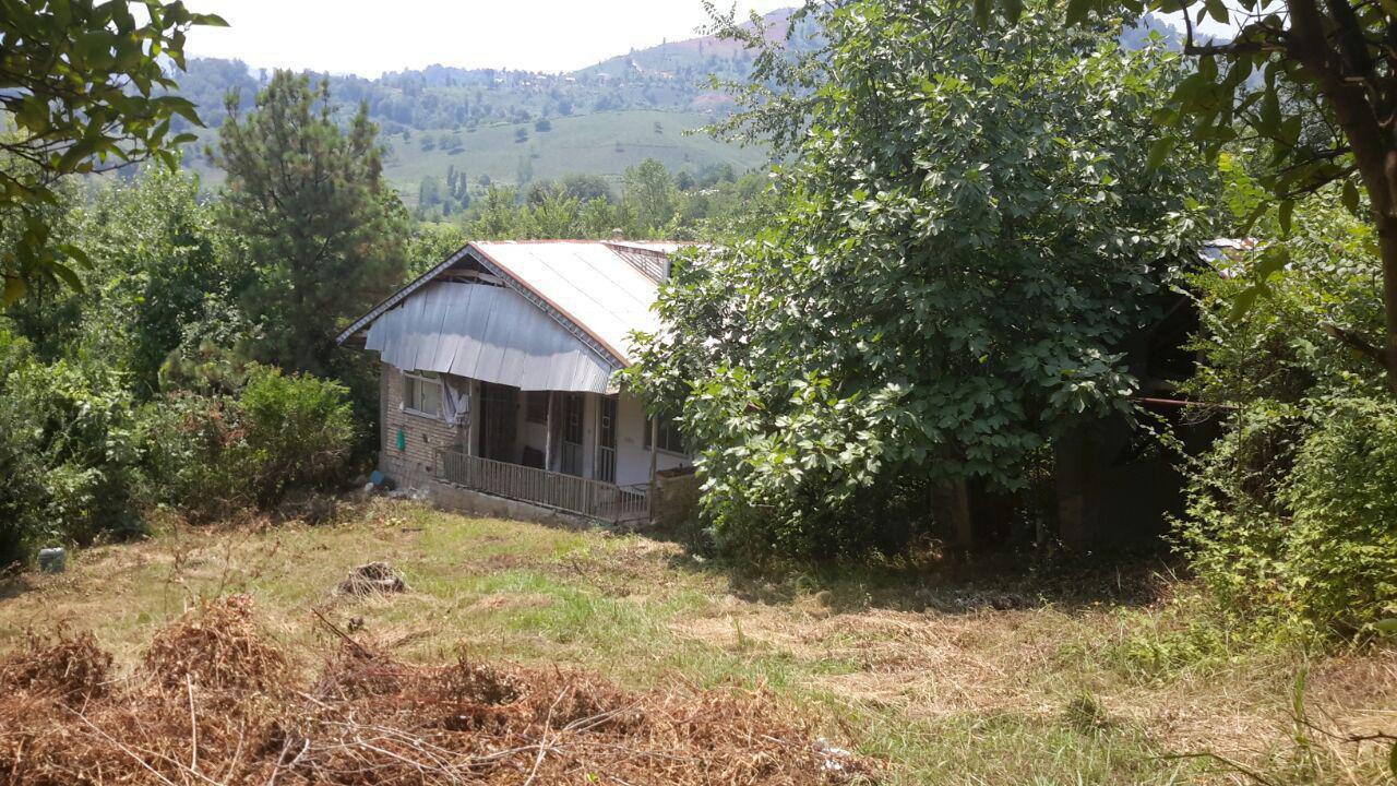 فروش خانه باغ ۷۰۰۰ متری در سیاهکل گیلان