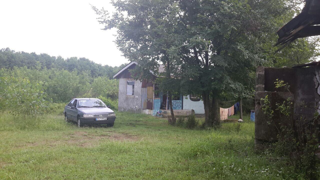 فروش خانه روستایی زمین 3000 متر لاهیجان