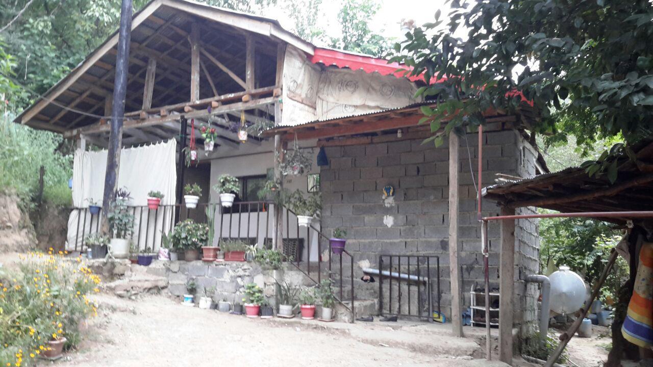 فروش 5000 متر زمین خانه روستایی سیاهکل