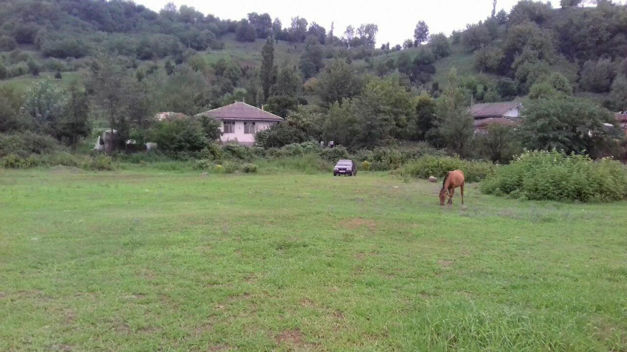 فروش زمین روستایی  2700 متری املش