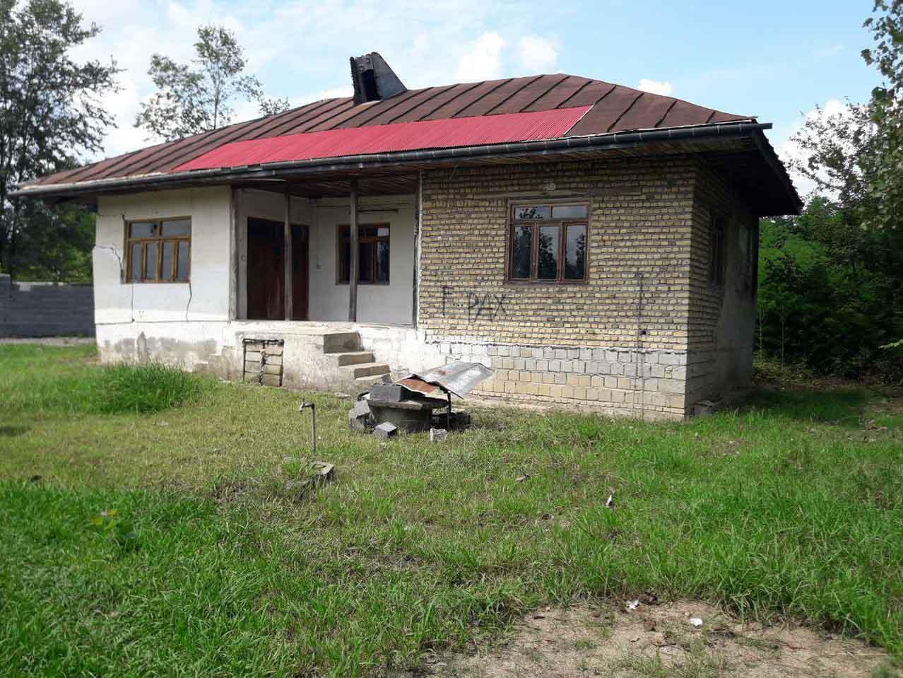 فروش خانه ویلایی 600 متری سیاهکل
