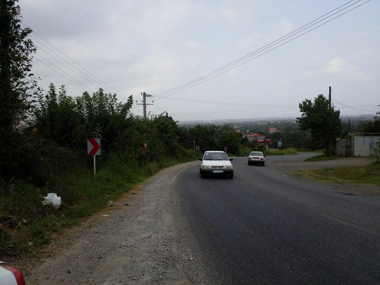 فروش زمین ۲۴۰۰ متری شهری مسکونی کومله