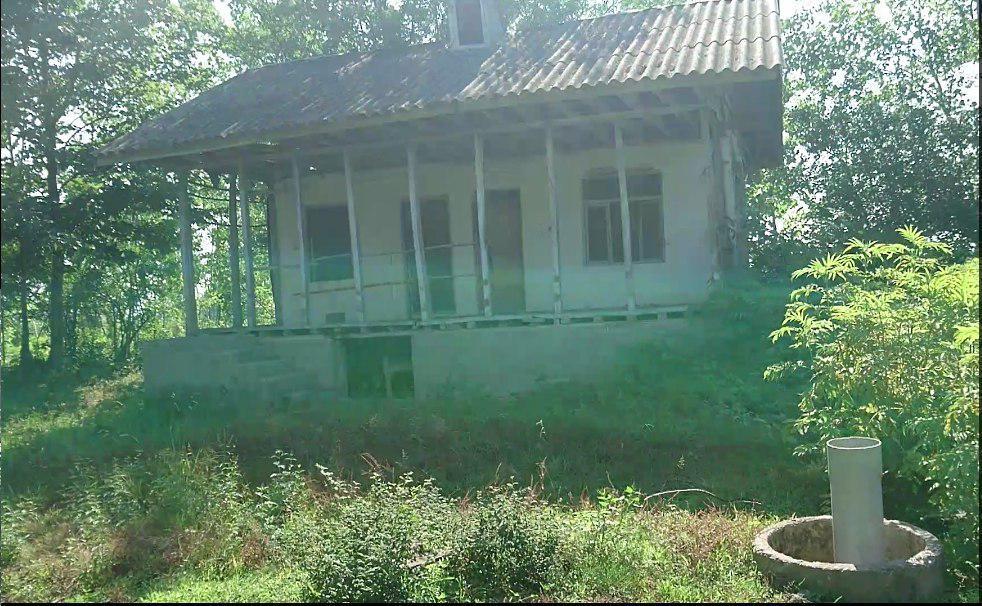 فروش خانه روستایی 3500 متری سنگر