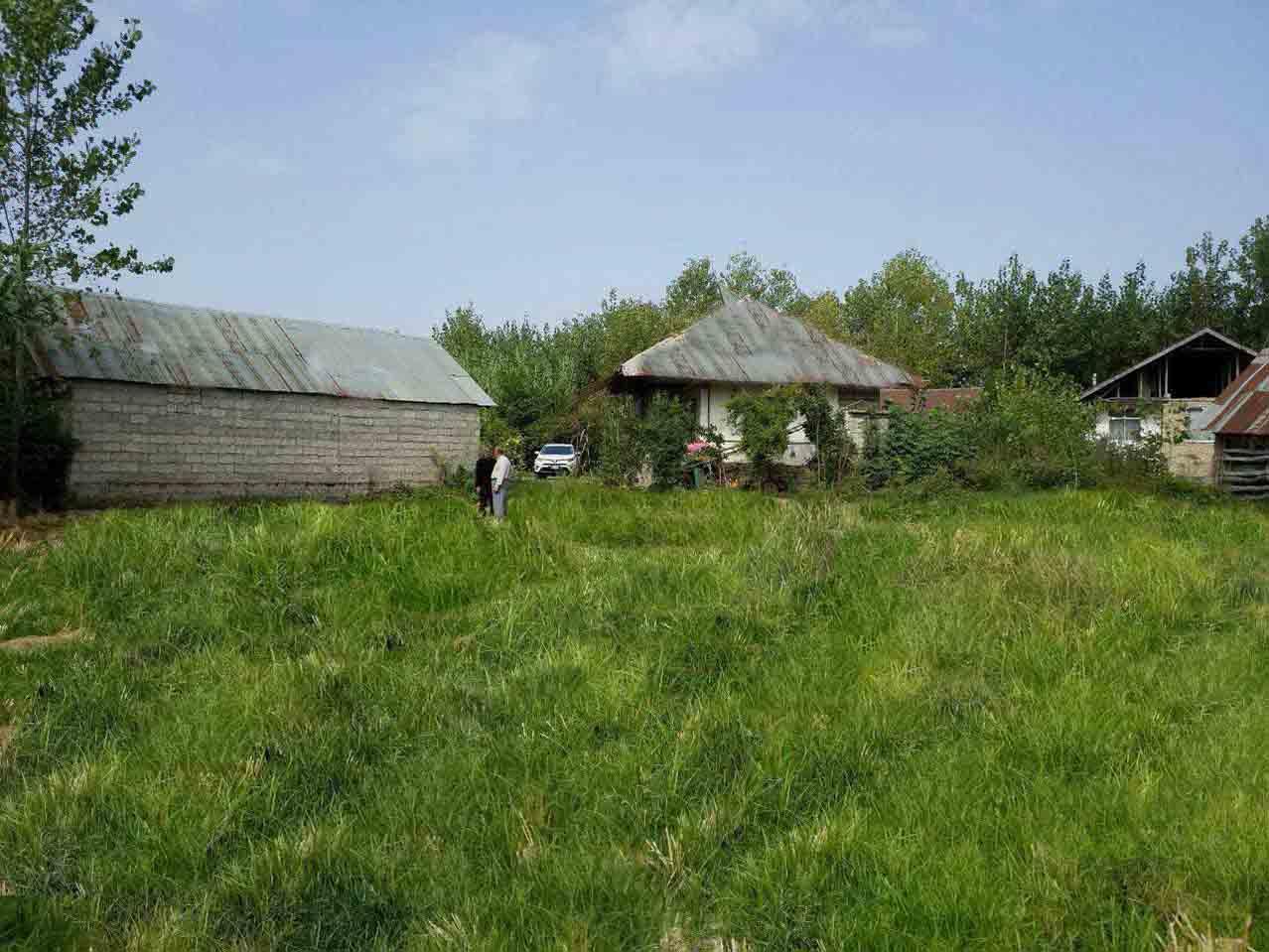 فروش خانه با ۲۰۱۱ متر زمین لاهیجان
