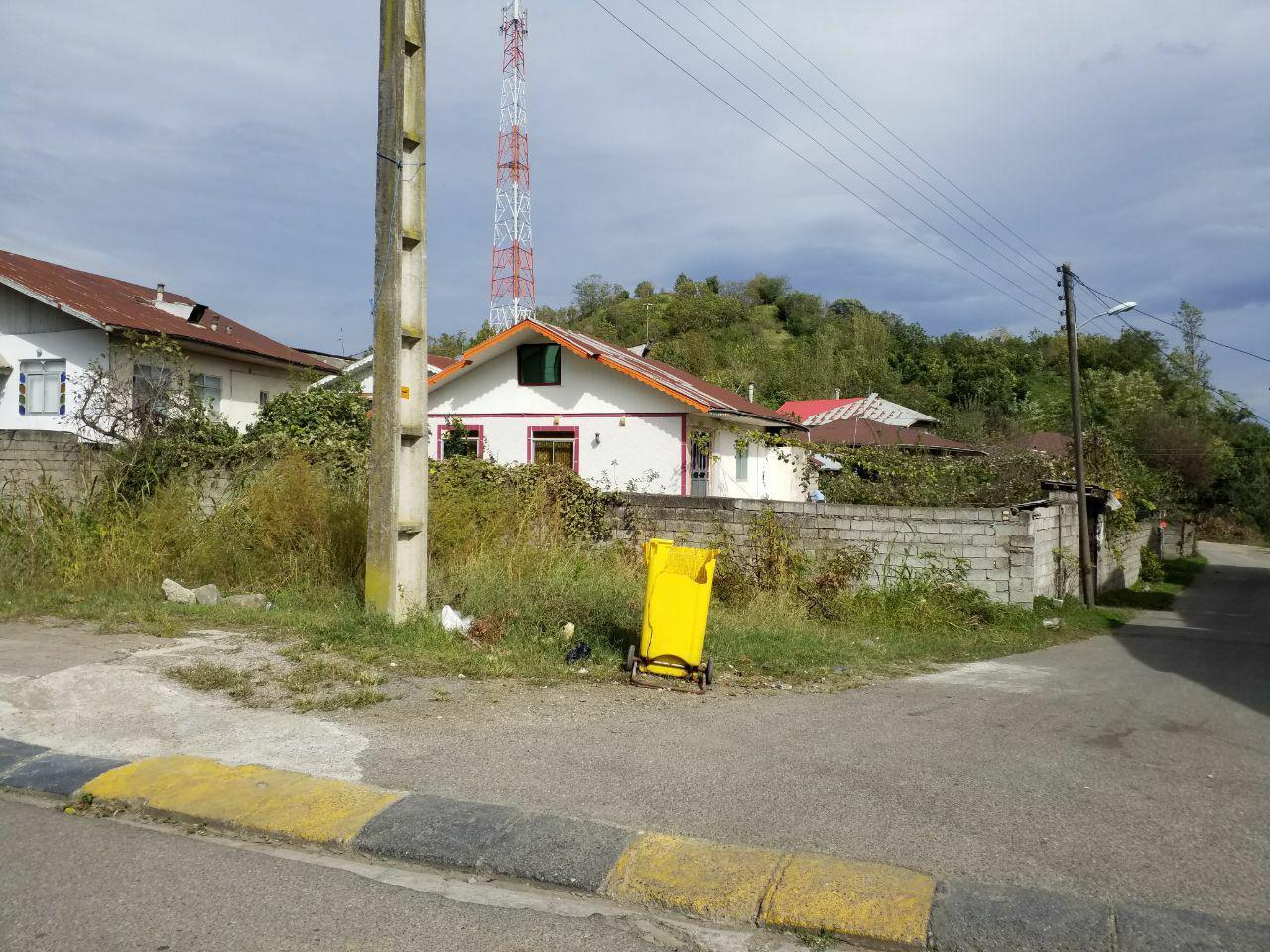 فروش زمین 500 متری شهری تجاری رانکوه