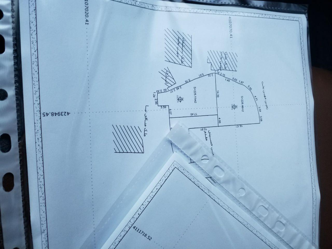 فروش 3 قطعه زمین مسکونی در اطاقور بیجارپس