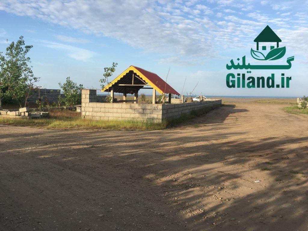 فروش زمین بر اول ساحل 23 هزار متر گیلان