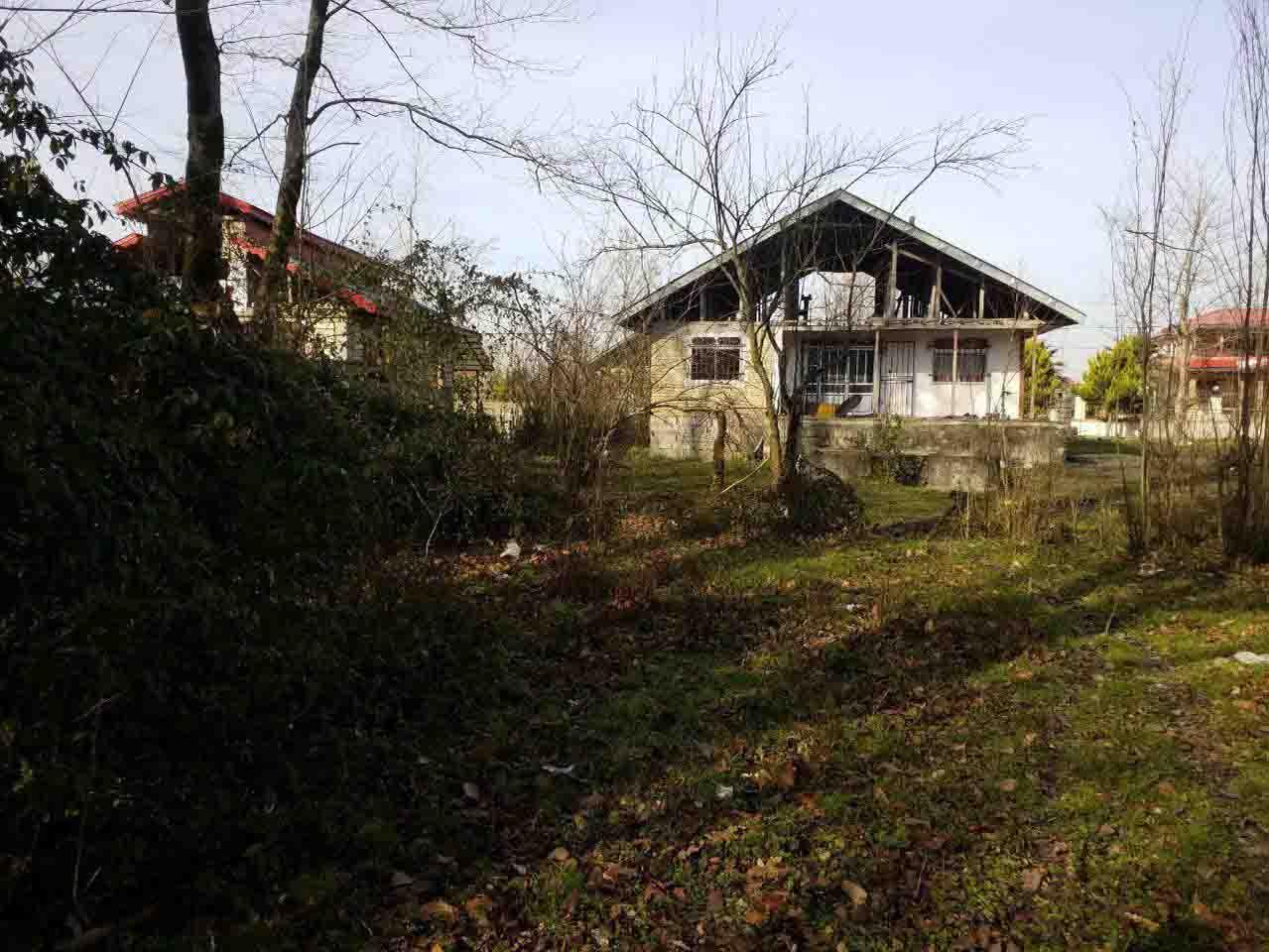 فروش خانه باغ شالیزار 20000 متری سیاهکل