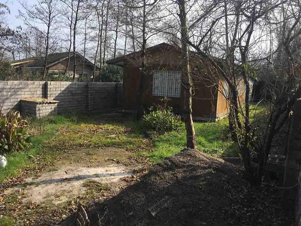 فروش خانه 300 متر زمین ساحلی سند چمخاله