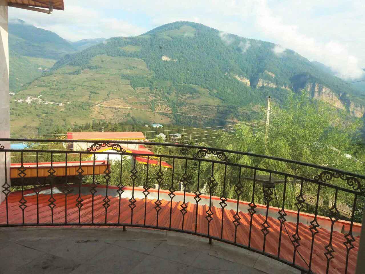 فروش ویلا لوکس 700 متری ارتفاعات رحیم آباد