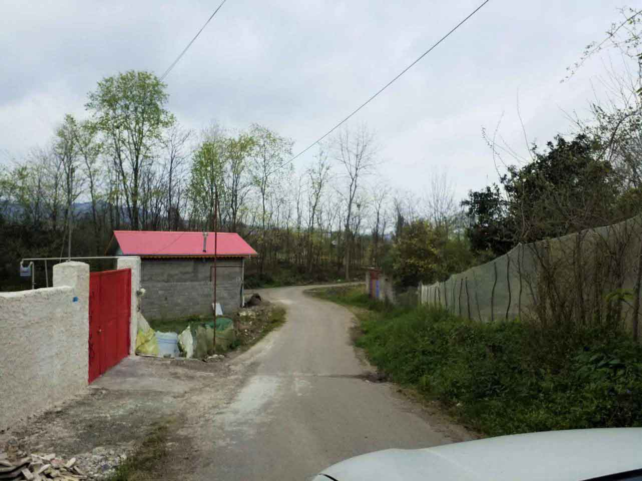 خرید زمین مسکونی 600 متری با سند املش رانکوه