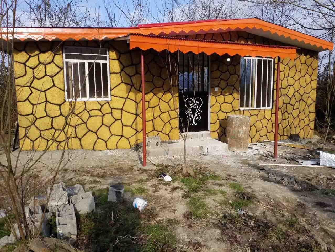 خرید خانه نقلی با 1447 متر زمین رودسر گرمجان