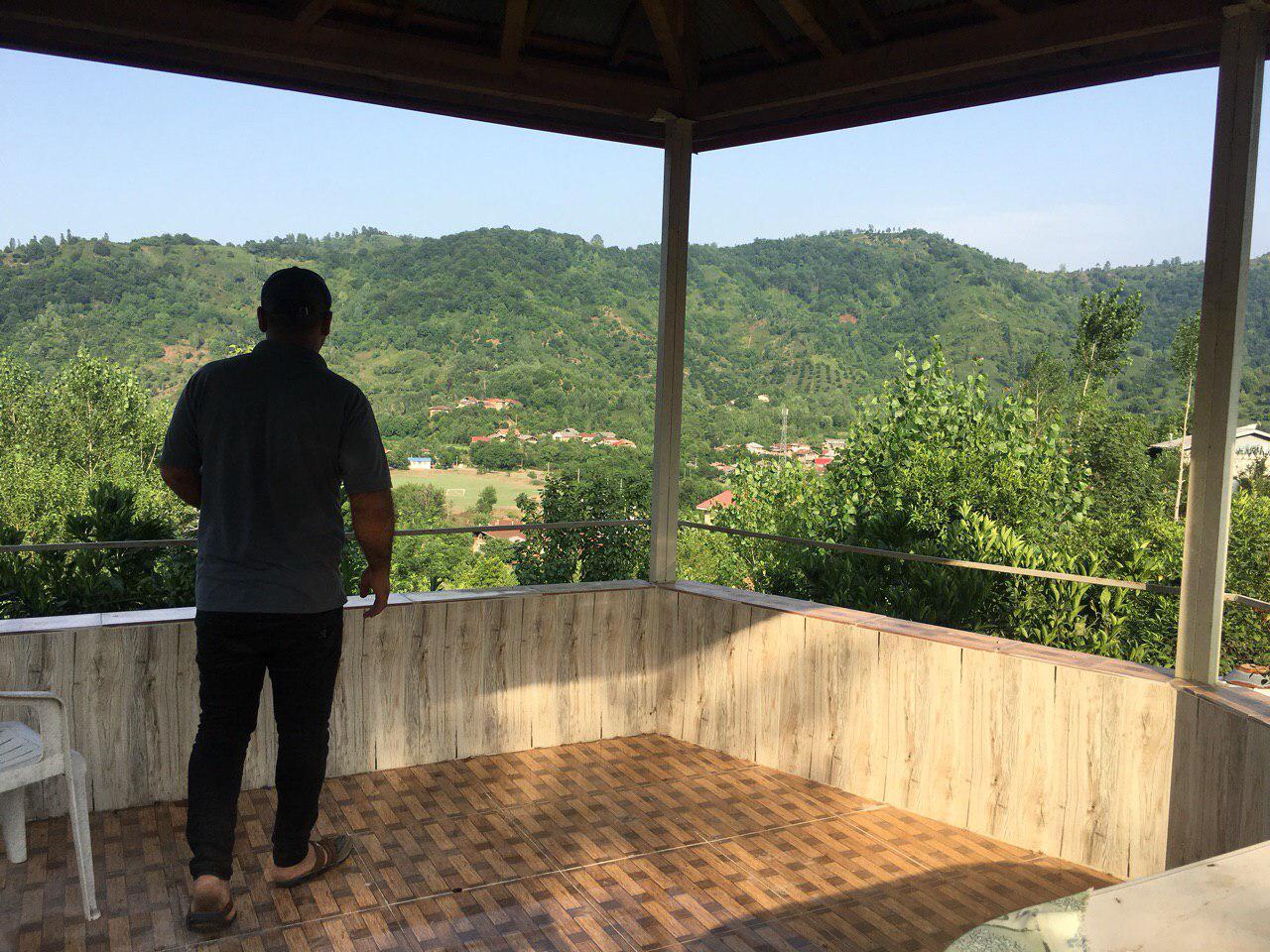 فروش زمین 1050 با مجوز ساخت ارتفاعات املش