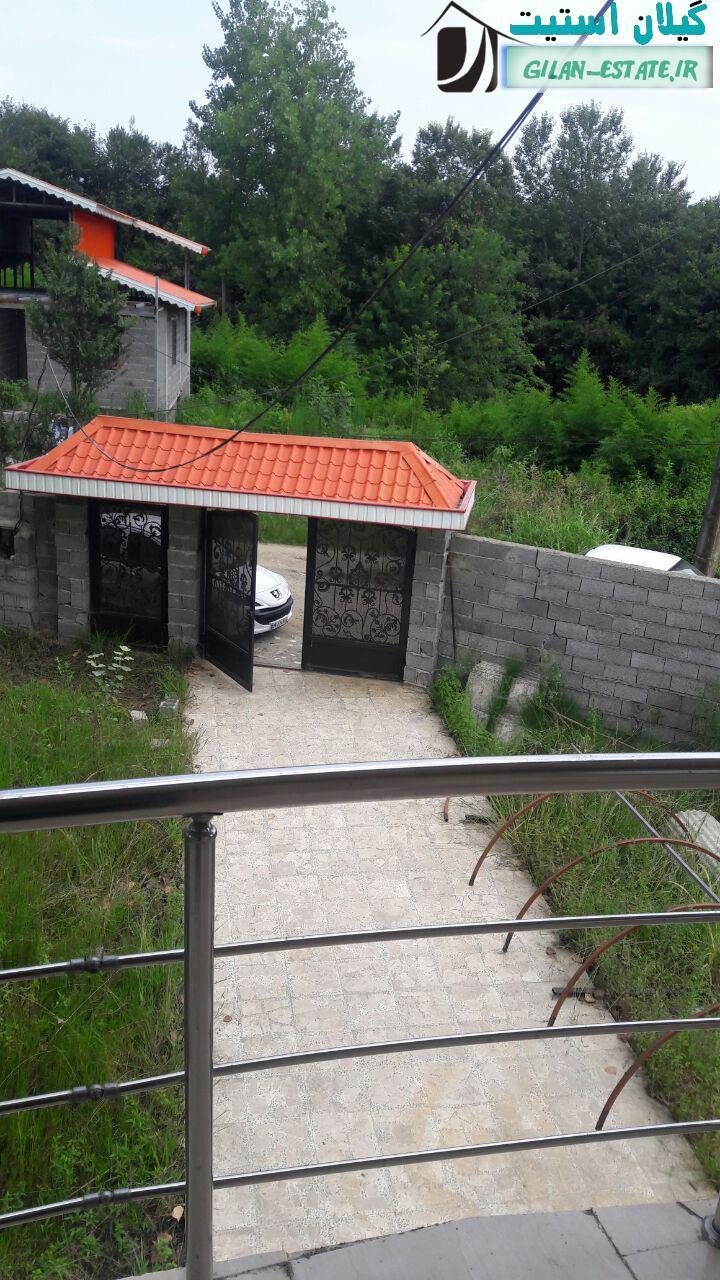 خرید ویلا نوساز در گیلان رودسر - با سند 475 متر