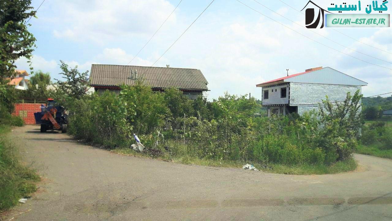 خرید زمین اطاقور - با سند و پروانه 300 متر