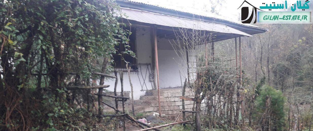 خرید  باغ ویلا 4000 متری در گیلان