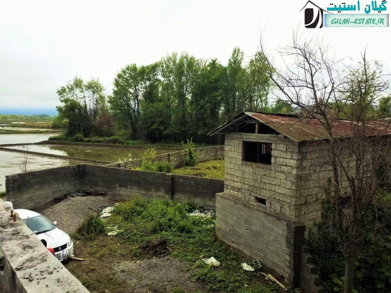 فروش خانه کلنگی رودسر - 407 متر