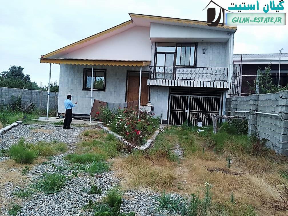 خرید خانه ویلایی روستایی 250 متری شلمان
