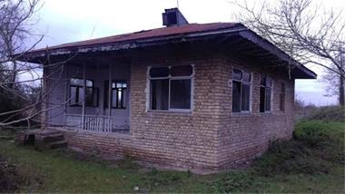 فروش خانه روستایی با زمین و تمام امتیازات شمال گیلان کد 291